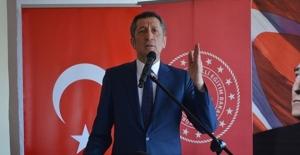 Milli Eğitim Bakanı Ziya Selçuk...