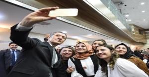 Milli Eğitim Bakanı Ziya Selçuk: Öğretmenlerle Buluştu