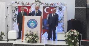 """Talip Geylan: """"Gerek Cumhurbaşkanı Erdoğan, gerekse Bakan Ziya Selçuk, açıklamalarında hak, adalet, liyakat vurgusu yapmaktadır."""