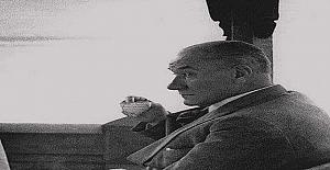 Atatürk'ün hastalığı sezilmişti.