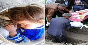 Günler Sonra Cesedine Ulaşılan 3 Yaşındaki Nurcan'ın Babası Elleriyle Mezara Koydu Ve Tek Bir Şey İstedi: Acılı Baba Ve Anne Herkesi Ağlattı