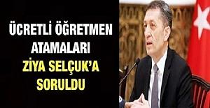 ÜCRETLİ ÖĞRETMENLER KADROYA ALINSIN !!!