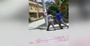 Öğretmen, Kavga Eden Öğrencileri Kemerle Ayırdı