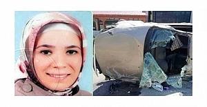 Tatil Dönüşü Trafik Kazası Geçiren Şeyma Öğretmen Hayatını Kaybetti