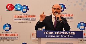 """""""MEB, YÖNETİCİ MÜLAKATLARINDA HAK GASPINA İZİN VERMEMELİDİR!"""""""