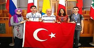 Ülkemizin Akdeniz Matematik Olimpiyatlarında Başarısı!