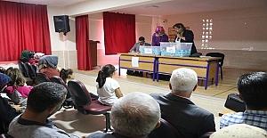 1. Sınıf Öğrencileri Öğretmenleri Noter Huzurunda Kura Çekerek Belirlendi