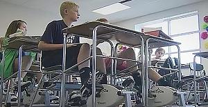Pedallarla Öğrencilerinin Derse Odaklanmasını Sağlayan Öğretmen