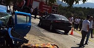 Trafik Kazasında Ağır Yaralanan Öğretmen Hayatını Kaybetti