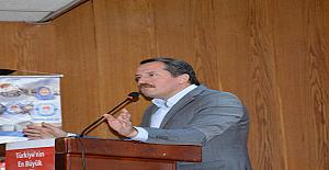 Ali Yalçın: Okulların bütçe sorunları hala çözülemedi.
