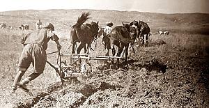 Hasanoğlan Köy Enstitüsünün kuruluşunda inşaatlara paralel olarak tarım ve hayvancılık faaliyetleri de başlar.