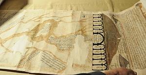 Evliya Çelebi'nin Seyahatnamesi'nden sonra ikinci ünlü eseri kabul edilen ve Vatikan Kütüphanesi'nde olduğu bilinen 6 metre uzunluğundaki ''Nil Haritası''