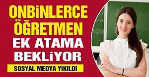 Ücretli Öğretmenlerin Kadro Mağduriyeti Giderilmelidir!