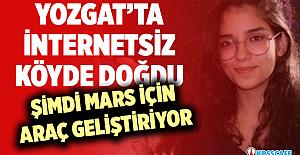 Yozgat#39;ta İnternetsiz köyde doğdu,...