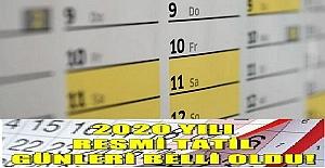 2020 Yılı Kurban Bayramı Ne Zaman ?