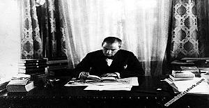 Atatürk'ün Okuduğu...