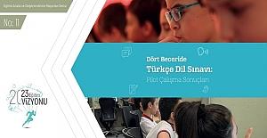 Dört Beceride Türkçe Dil Sınavı