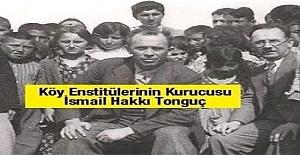 İsmail Hakkı Tonguç, 1914 yılında köyünü bırakıp okumak için İstanbul'a gelir.