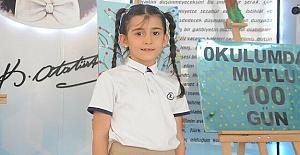 8 Yaşındaki Aymina'dan Büyük Başarı: Dünya Matematik Şampiyonu Oldu