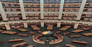 Aklın bilimle, kelimenin kitapla, kitabın anlayışla buluştuğu yerler kütüphanelerdir.