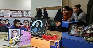 Deprem Sonrası Elazığ'da Öğrenciler Buruk Şekilde Ders Başı Yaptı