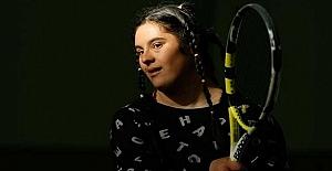 Down sendromlu Berfin Aşık'dan Büyük Başarı: Teniste Milli Takıma Seçildi