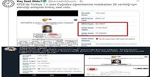 KPSS'de Türkiye Birincisi Olup Mülakatta Elenen Coğrafya Öğretmeninin Neden Elendiği Belli Oldu