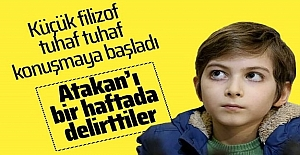 Küçük Kitap Kurdu Filozof Atalay'ı Bir Haftada Delirttiler