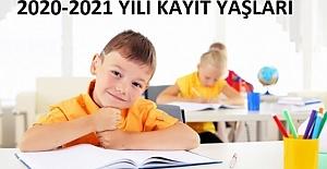 2020-2021 İlkokul Kayıtları Ne zaman Başlayacak? 2020-2021 Eğitim Öğretim Yılında Hangi Yıl Doğanlar Kayıt Olacak?