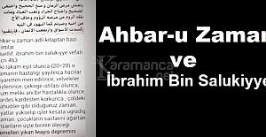 Ahbar-u Zaman ve İbrahim Bin Salukiyye