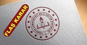 17 Nisan 30 Ağustos Arası Tüm Eğitim Faaliyetleri İptal Edildi