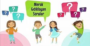 """Çocukların""""Merak Gıdıklayan Soruları"""" TRT EBA tv Üzerinden Cevaplanıyor"""