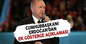 Talip Geylan Cumhurbaşkanı Erdoğan'ın 3600 Sözünü Talimat Olarak Tutulmasını İstiyoruz