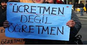 Ücretli Öğretmenler MEB'den Kadro Bekliyor