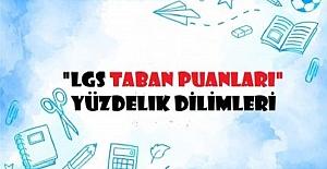 2020 Lise Taban Puanları ve Yüzdelik Dilimleri LGS-MEB