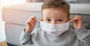Çocuklar Bile Maske Takmayı Becerebiliyorsa Siz Büyükler Neden Beceremiyorsunuz?