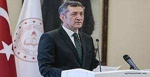 Milli Eğitim Bakanı Ziya Selçuk'tan Bayram Mesajı