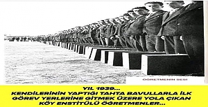 Bu yazı, emekli öğretmen Hüseyin Kocakülah ve Köy Enstitülerine emek verenlerin anısına ithaf olunmuştur.