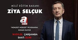 Milli Eğitim Bakanı Ziya Selçuk, Bugün Saat 22:00'da Yüz Yüze Eğitimin Detaylarını Paylaşacak