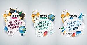 TRT EBA İlkokul, Ortaokul, Lise 21 - 25 Eylül 2020 Haftalık Program