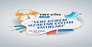 TRT EBA Tv Yeni Eğitim Öğretim Yılı Yayınları Başlıyor: İşte Yeni Programa Göre Ders Saatleri