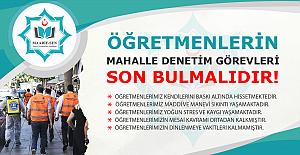 "MAARİF-SEN: ""ÖĞRETMENLERİN MAHALLE..."