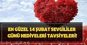 14 Şubat Sevgiliye Hediye Önerileri. Sevgililer Günü Tarihçesi