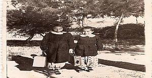 """48 yıl önceki ilkokul öğretmenini parkta görünce, utanarak yanına yaklaşıp """"hocam beni tanıdınız mı?"""" dedi."""