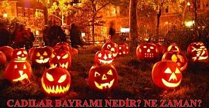 Cadılar Bayramı Halloween ne zaman 2021