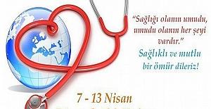 Dünya Sağlık Haftası (7-13 Nisan)