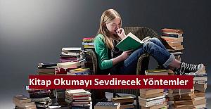 Kitap Okumayı Sevdirecek Yöntemler