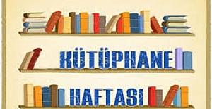 Kütüphaneler Haftası (Mart ayının son pazartesi gününü kapsayan hafta)