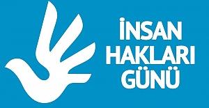 5-11 Aralık İnsan Hakları ve Demokrasi Günü