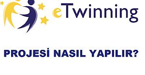 E Twinning Projesi Nasıl Yapılır?
